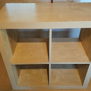 IKEA シェルフユニット KALLAX カラックス