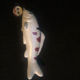 錦鯉 プニプニストラップ