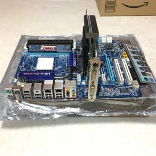 成約済) マザーボード メモリ8GB グラボ セット socke...