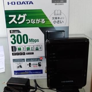 無線LANルーター WN-G300R3