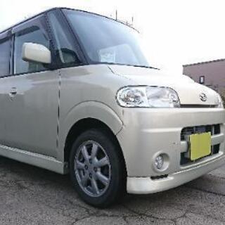 札幌 H17 ダイハツ タント RS 車検令和2年8月 格安乗り...