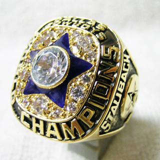 チャンピオンリング 1971年 Dallas Cowboys ダ...