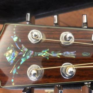 完売しました。ジャパンビンテージアコースティックギター