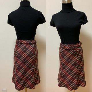 バーバリー スカート size36 一点