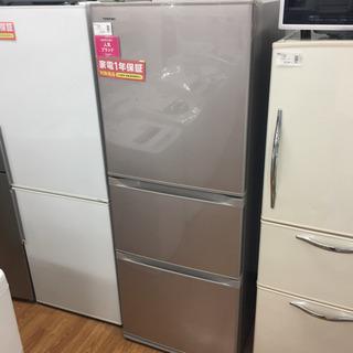「安心の1年間保証付!【TOSHIBA】3ドア冷蔵庫売ります!」