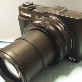 Canon キャノン PowerShot G1X MarkⅡ パ...