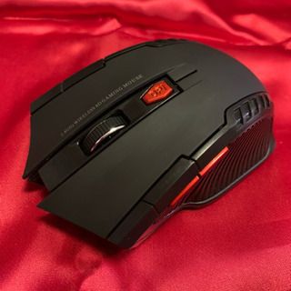 ワイヤレスゲーミングマウス!新品未使用!