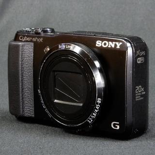 SONY デジタルカメラ Cyber-shot HX30V 18...