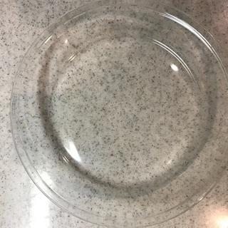 【中古】ガラス 耐熱皿  iwaki