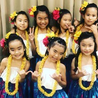 2021年より新規子供フラクラスオープン ハワイアンフラ生…