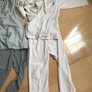 妊婦服、パジャマ3点セット