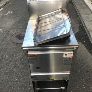 タニコー フライヤー B-TGFL-45 店舗用品 厨房機器 厨...