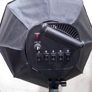 【受渡済】 撮影用照明 照明機材 5灯ソケット 中古 - その他