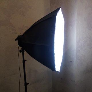 【受渡済】 撮影用照明 照明機材 5灯ソケット 中古 − 東京都