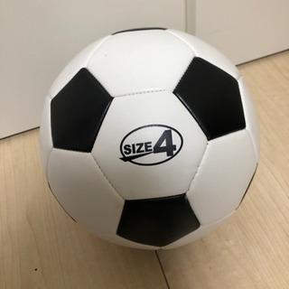 【再出品】サッカーボール