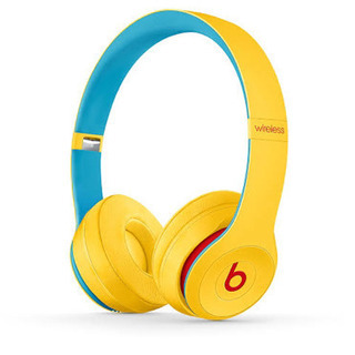 Beats solo3 wireless Club yel…