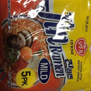 韓国 ジンラーメン ¥500