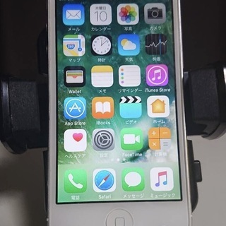SoftBank iPhone5 ホワイト A1429