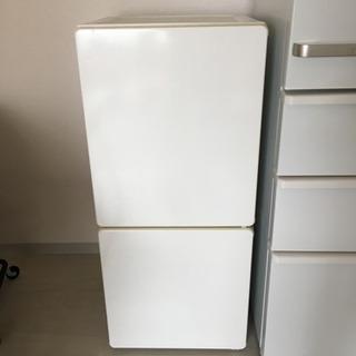 無印良品 冷蔵庫 110L