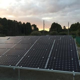 ★1)太陽光発電所巡回見回り ★2)太陽光発電所草刈・伐採等(日...