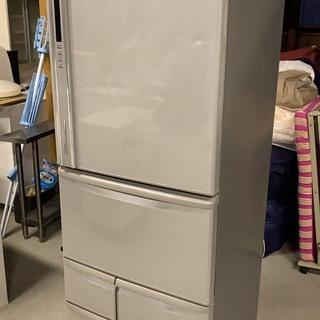 東芝 5ドア冷蔵庫 428L 2010年