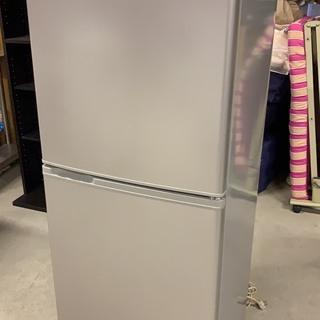 サンヨー 2ドア冷蔵庫 137L 2009年