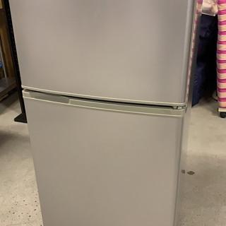 SANYO 2ドア冷蔵庫 112L 2008年
