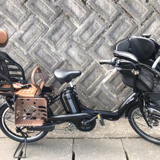 162電動自転車ヤマハパスキッス20インチ 長生き8アンペア