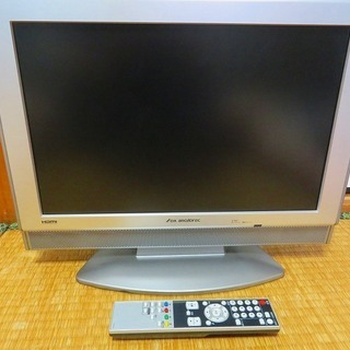 19型 液晶テレビ DX-ANTENA DVW-192 リモコン...