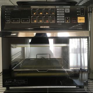 アイリスオーヤマ 熱風オーブン リクック 引き取り限定