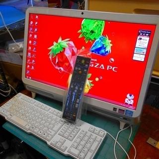 Core i7 TOSHIBA REGZA D712/V3GW(...