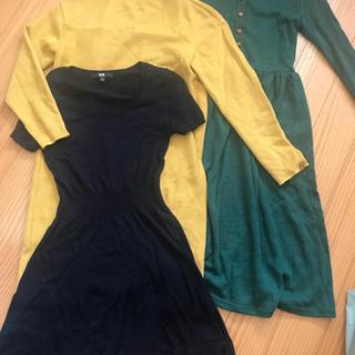 女性服 ワンピース sサイズ