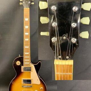 Maison レスポールタイプ エレキギター ブラウンサンバースト