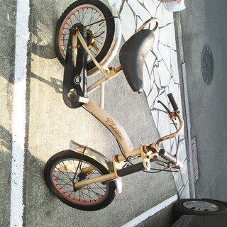 子供用自転車(ジャンク)