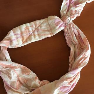 ベビースリング 日本製 綿100%