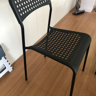 IKEA 椅子2脚で800円