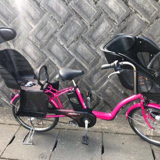 165電動自転車 パナソニックギュット20インチ