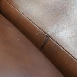 1人掛け電動リクライニングソファ 【SAKODA定価79800円】※座面にキズあり現状にて − 福岡県