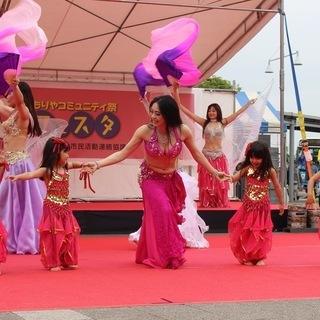 茨城【守谷】で踊りましょう! 11月ベリーダンススケジュール