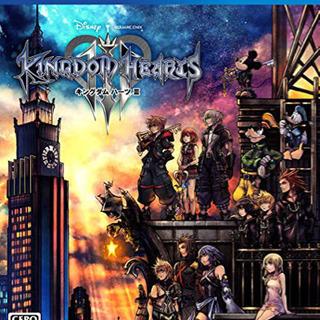 キングダムハーツ3 ps4 ゲームソフト