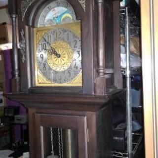 レトロ時計ホールクロック