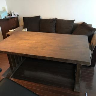 琉雅 ダイニングテーブルの画像