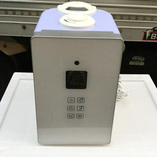 #2896 AL COLLE 加湿器 超音波+ヒーター ASH601