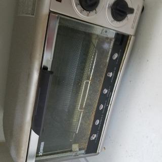 オーブントースター、炊飯器セット ★