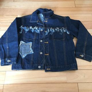 デニムのジャケット 130