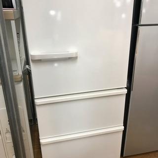 アクア 3ドア冷蔵庫 AQR-SV24G 238L 2018年製 中古