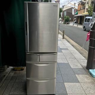 #2907 パナソニックトップユニット冷蔵庫 NR-E473T ...