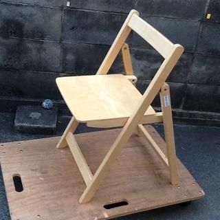 家具 KOEKI(弘益)の タイニーチェア TI-42C 木製折...