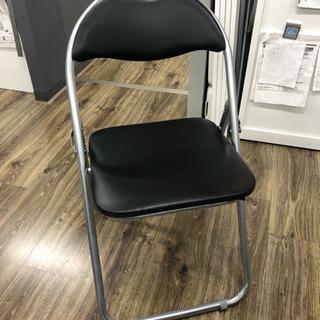 折りたたみ椅子4脚セット 現地引き取り