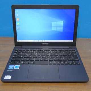 ASUS E203N 軽いノートパソコン Win10 Of…